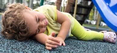 EHBO aan baby's en kinderen