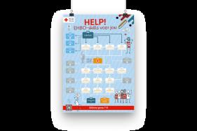 Help! EHBO-skills voor jou - Klassenposter (A2) | Groep 7 en 8