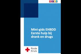 Mini-gids EHBDD Eerste hulp bij drank en drugs