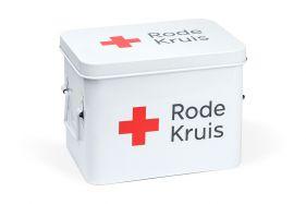 Rode Kruis EHBO-box 'in en om het huis'